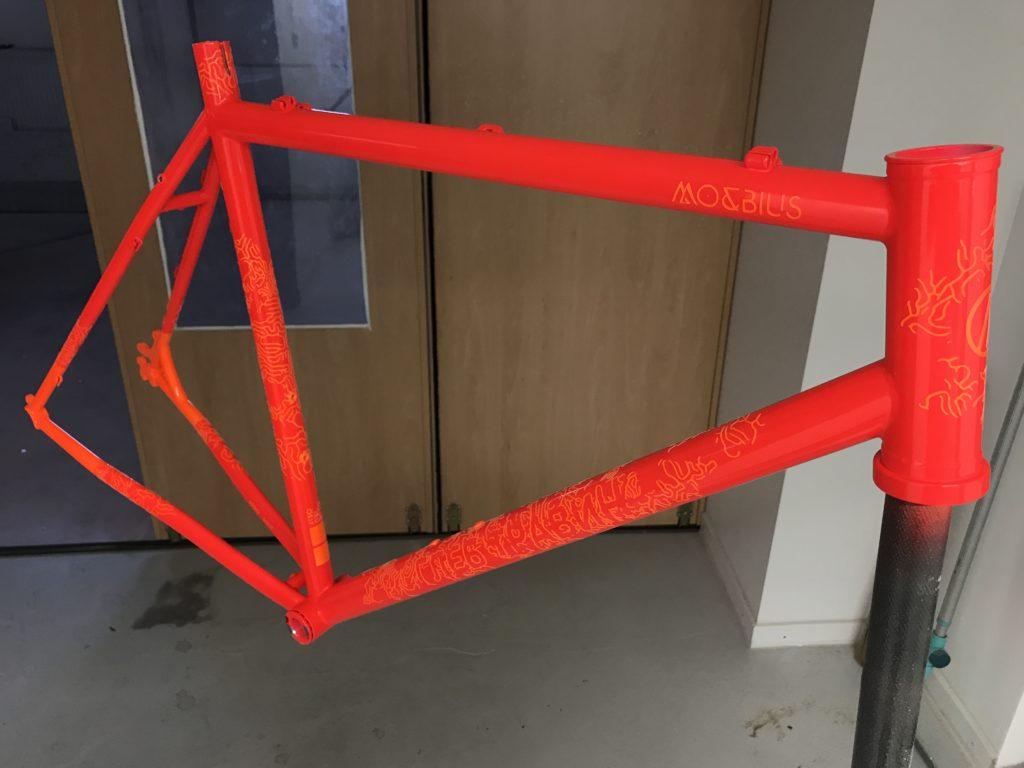 Personnalisation de vélo